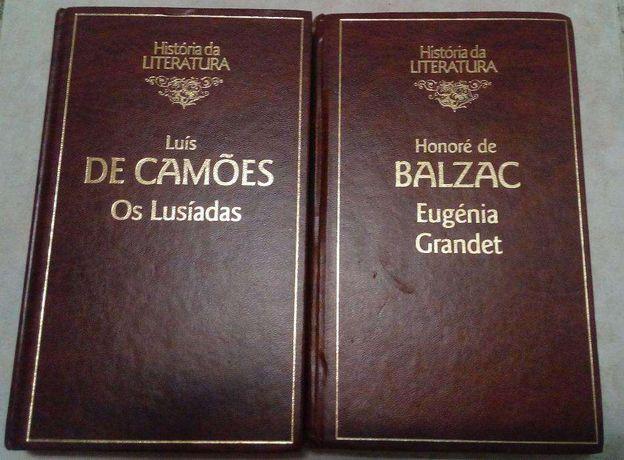 Coleção da História da Literatura: Balzac