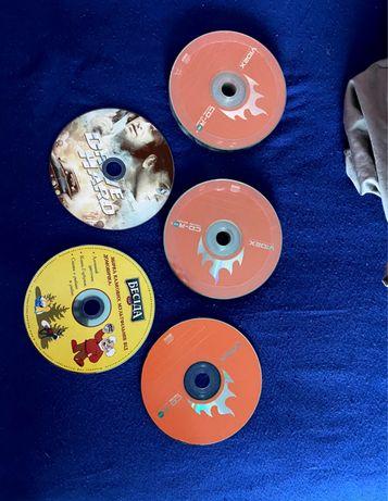 Диски CD-R новые