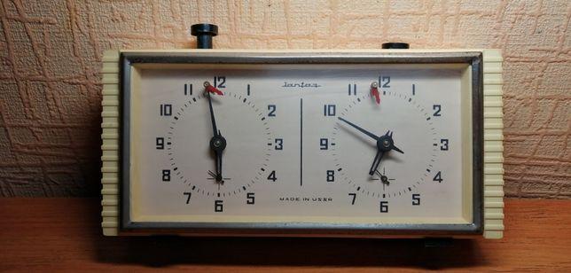 Часы шахматные Янтарь СССР