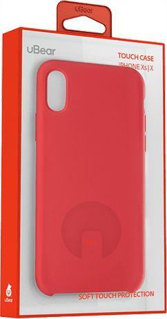 Ubear iPhone XS Max силиконовый чехол
