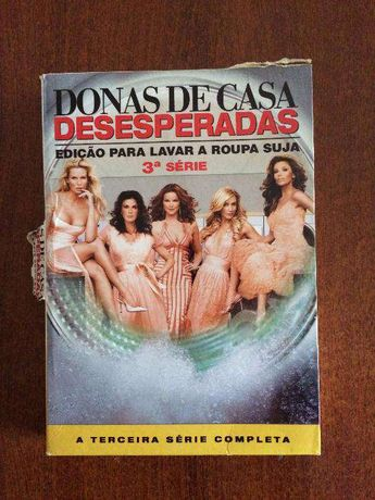 Donas de Casa Desesperadas (3ª Série) (DVD)