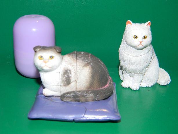 3-D пазлы кошки