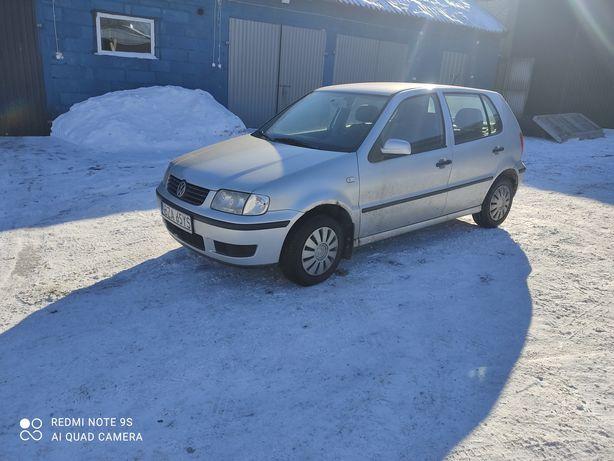 VW Polo 1.4 MPI  60km 2001r