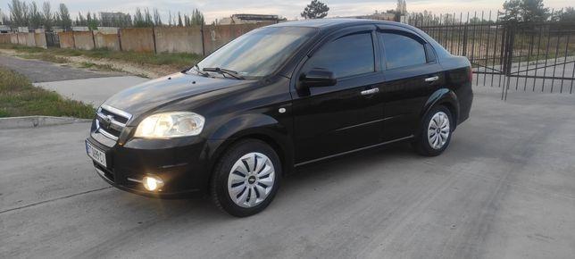 Chevrolet Aveo 2008 г. газ-бензин
