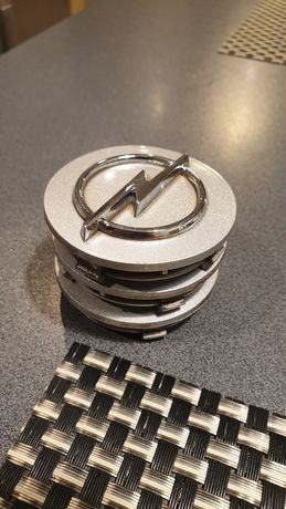 Dekielek kapselek Opel GM ORYGINAŁ PERŁA