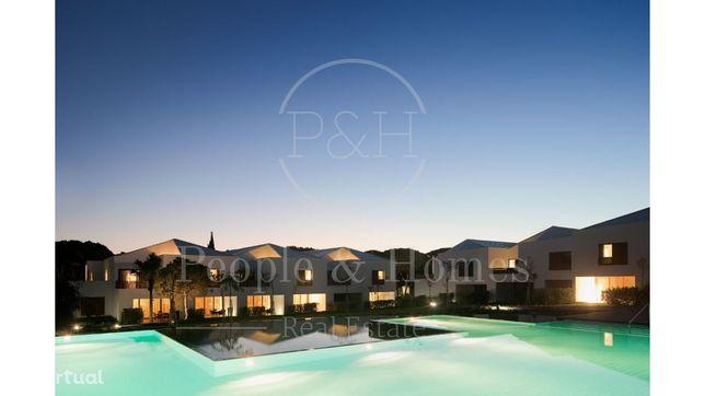 Algarve | Albufeira. Moradia moderna no Pine Cliffs Resort