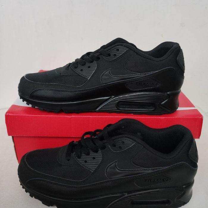 Кроссовки Nike Air Max 90 Essential Black ОРИГИНАЛ 537384-090 Новые Сумы - изображение 1