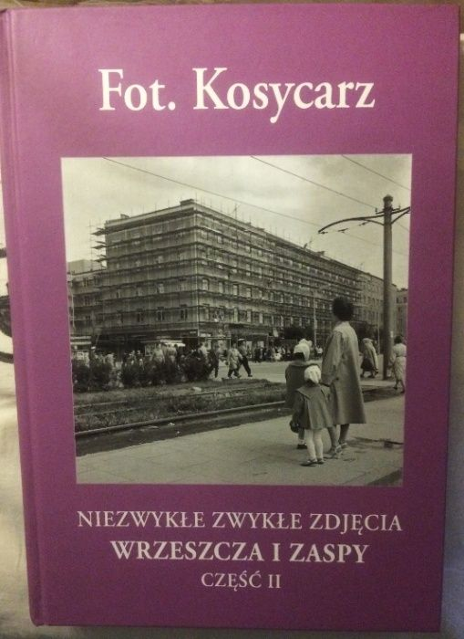 """Album Fot. M.Kosycarz """"Wrzeszcz i Zaspa"""" cz.II (z autografem!) Gdańsk - image 1"""