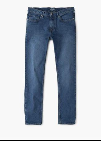 Новые джинсы  mango 30 или 40 размер zara levis denim