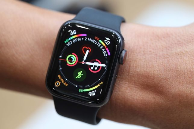 Смарт-часы Amazfit Bip Smartwatch Black
