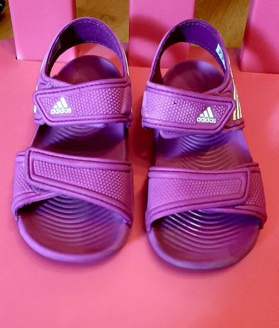 Sandałki adidas r.27
