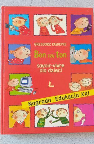 G.Kasdepke, Bon czy ton, czyli...