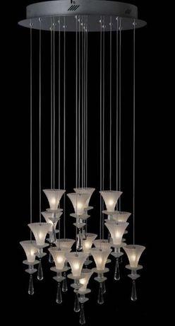 Люстра светильник каскадная потолочная  Италия ( Italy )
