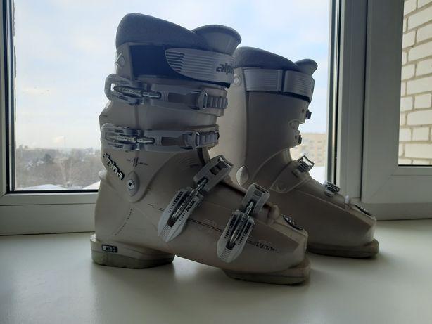 Лыжные ботинки стельки 24.5