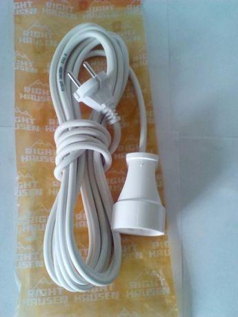 Удлинитель электрический 1/ 3 метров