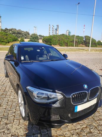BMW 120D Pack M Full Exras