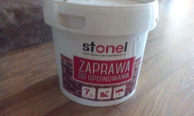 Zaprawa do spoinowania szara Stonel 7 kg 2 szt