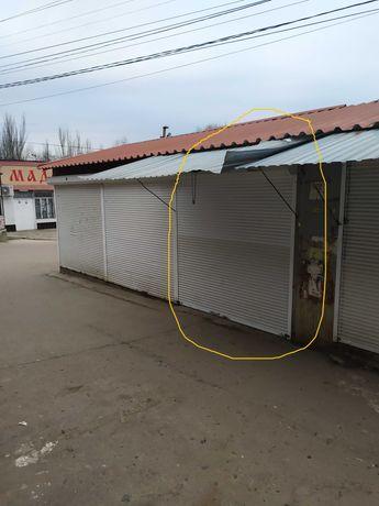 Продам контейнер на прирыночной территории в г. Татарбунары