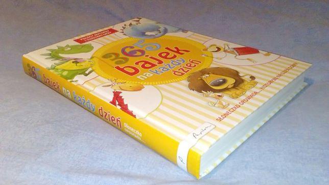 Książka 365 bajek na każdy dzień