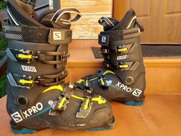 Buty narciarskie Salomon Xpro x100 rozm. 28 / 28.5