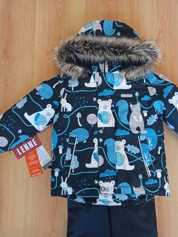 Lenne зимний комплект комбинезон +куртка