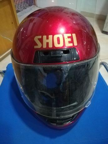 Capacete integral Shoei X8 Air tamanho L