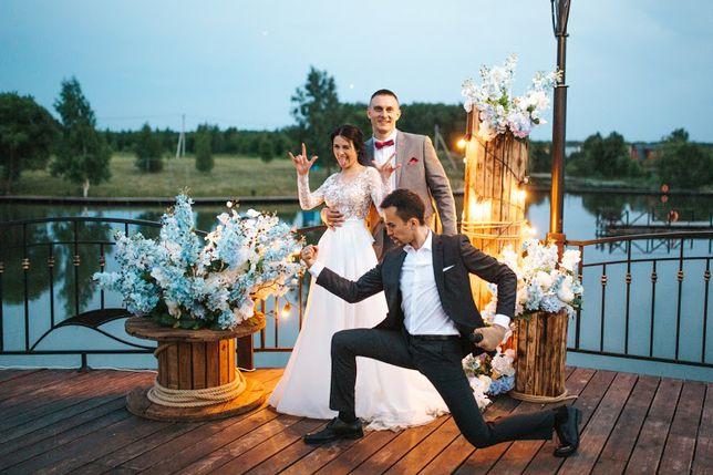 Ведущий на свадьбу Киев Тамада на свадьбу