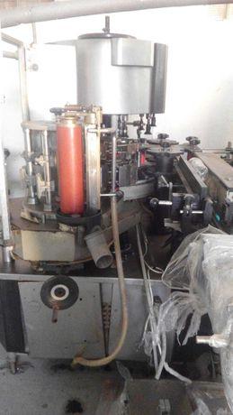 Этикеровочная машина КРОНЕС клеевая под бумажную этикетку