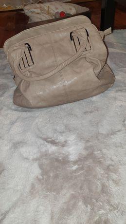 Skórzana torebka - darmowa wysyłka