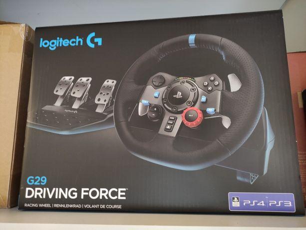 Logitech G29 novo