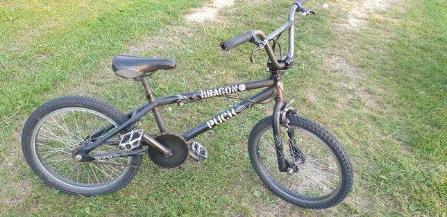 Rower dla chłopca  BMX