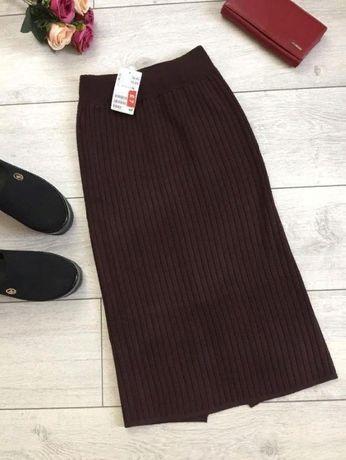Стильная новая юбка высокого качества от h&m