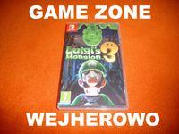 Luigi's Mansion 3 Nintendo Switch + Lite = Wejherowo = MEGA HIT