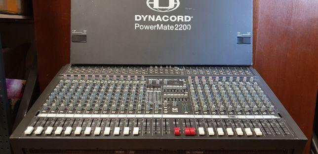 Dynacord PowerMate 2200 активный микшерный пульт