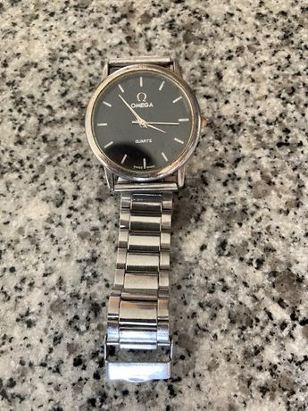 Relógio Omega De Ville Vintage