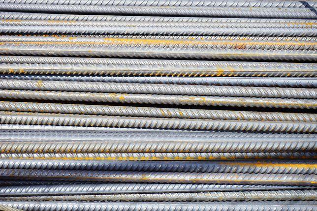 Pręt drut zbrojeniowy żebrowany fi 30 klasa 1 TRANSPORT DO KLIENTA