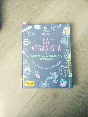 La veganista książka kucharska