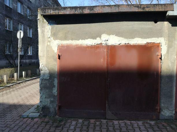 Do wynajęcia samodzielny garaż/magazyn murowany, Lea, Krowodrza