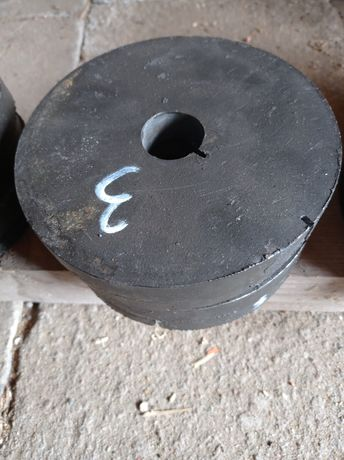 Obciążenie stalowe 3.5kg,4.5kg,