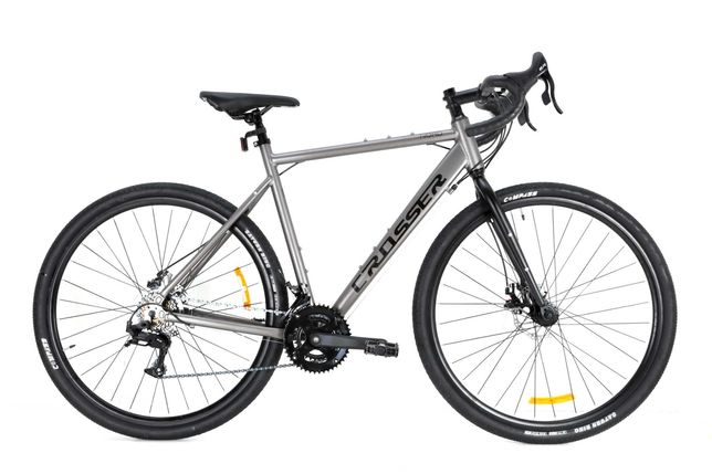 "Велосипед алюминий гревел  Crosser Gravel NORD 28"" Giant гравел гревэл"