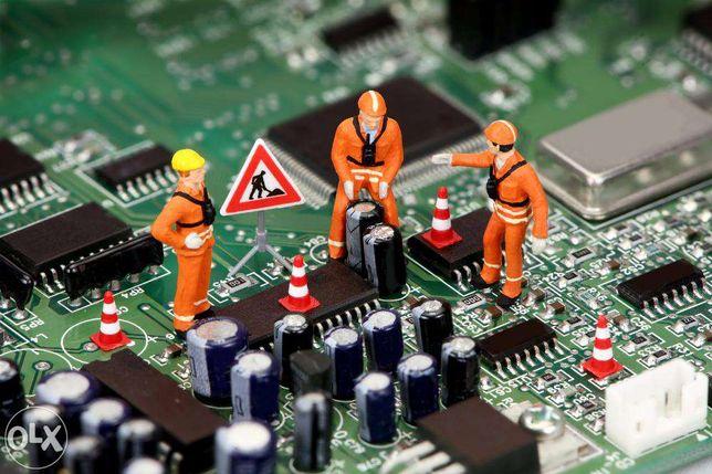 Ремонт и прошивка модемов/роутеров/точек доступа ADSL или Wi-Fi