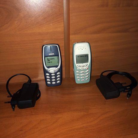 Nokia 3310 и 3410 в очень хорошем состоянии