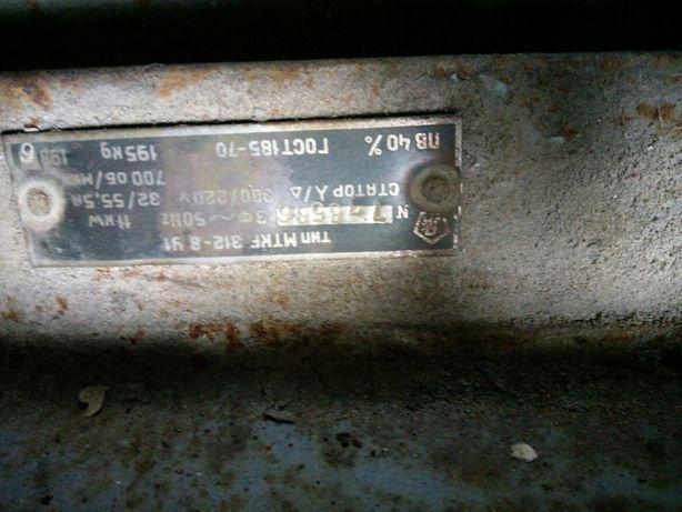 Продам електро двигун тип МТКF 11кв 700 оборотів