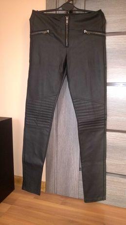 Spodnie z Eco skóry hm s m
