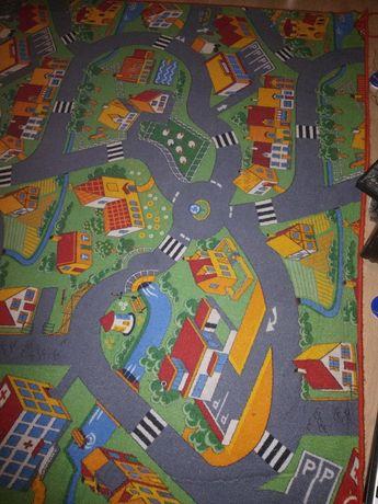 Sprzedam nowy dywan dla dzieci do pokoju