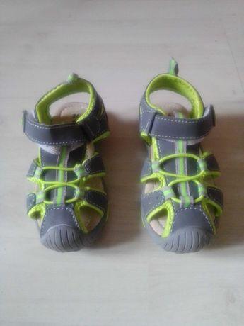 Sandały dla chłopca roz 26