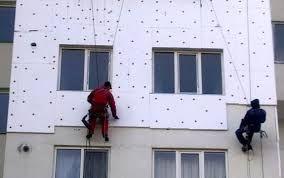 Утепление фасада,герметизация швов,качество,договор,адекватные цены.