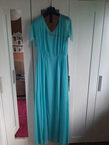 Suknia trussardi