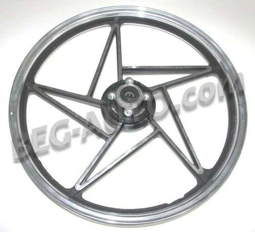 Диск колесный передний Minsk-Viper CG-125-150 ф18 подш. 14,5мм 75366