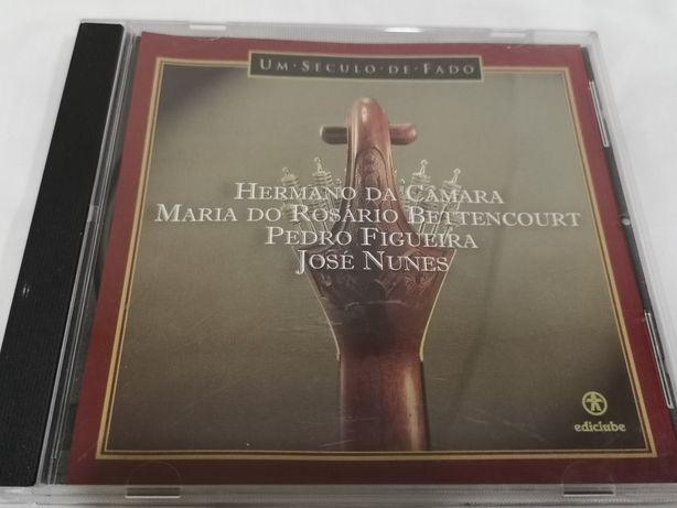 Um século de fado cd
